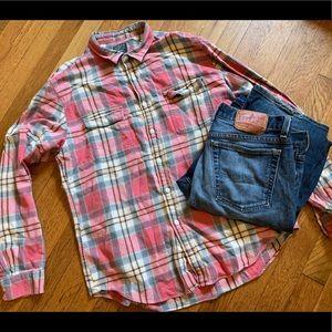 J. Crew Trade & Co Flannel